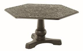 Tuscany Outdoor Furniture by Hanamint Outdoor Furniture Tuscany Hexagonal Inlaid Lazy Susan