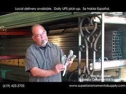 custom forging san diego superior ornamental supply part ii