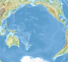 Map Of Pacific Ocean Ontong Java Plateau Wikipedia