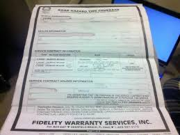 jm lexus value center ripoff report fidelity warranty services inc complaint review