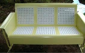 vintage metal patio furniture iapcon2015hyd com