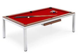 Dining Table And Pool Combination by Robbies Billiards Palladium Pool Table