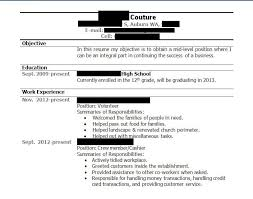 Examples Of Teenage Resumes For First Job by Teen Misc Rate My Resume 10 Bodybuilding Com Forums