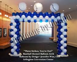 62 best sport balloon decoration images on pinterest balloon