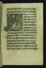 alum a lub walters ms w 43 psalter with added litanies