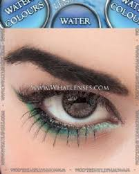 light blue cosplay contacts light blue colored contact lenses