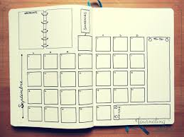 Bullet Journal Tips And Tricks by Bullet Journal Page Mensuelle Pages Mensuelles Monthly Layout
