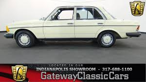 roll royce swangas 1978 mercedes benz 280e gateway classic cars indianapolis 425