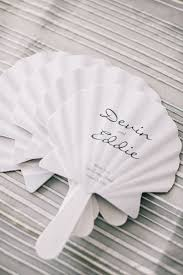 hton bay palm beach fan fascinating wedding program fans beach destination custom pic of