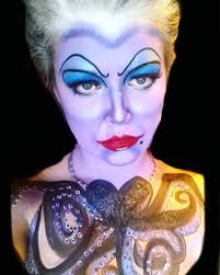 Cheap Halloween Makeup Ideas by Ursula Halloween Makeup Ideas Popsugar Beauty