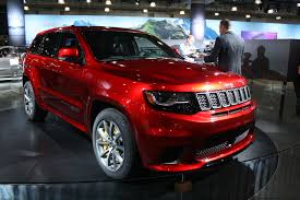 2017 jeep grand cherokee custom 707 hp jeep grand cherokee trackhawk dethrones bentley bentayga