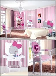 chambre fille hello décorez la chambre de votre fille avec hello thème