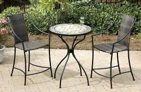 Outdoor Bistro Table Outdoor Bistro Table And Chairs Bikepool Co