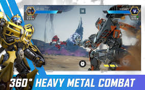 transformers forged fight android apps google play