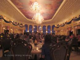 Be Our Guest Dining Rooms Be Our Guest Dinner Disney Dining Reviews