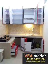 Kitchen Set Minimalis Putih 0812 3508 2100 Kitchen Set Minimalis Di Malang Kitchen Set