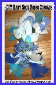 how to make a baby shower corsage handmade baby shower gifts how to make a baby shower corsage