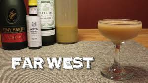dry vermouth far west a winter cocktail with advocaat brandy dry vermouth