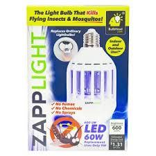 bug light light bulbs bug zapper as seen on tv light bulb that kills bugs