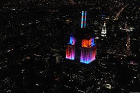 halloween new york city 2012 empire state building u0027s halloween light show manjr