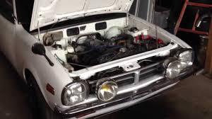 mitsubishi cordia gsr turbo 1975 mitsubishi lancer 1600gsr a73 dngs youtube