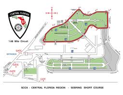 Sebring Florida Map by On Track June 1 U2013 3 2012 Because There Is No Women U0027s League