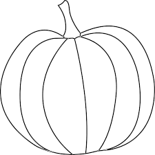here u0027s a pumpkin digital stamp for fall and thanksgiving projects