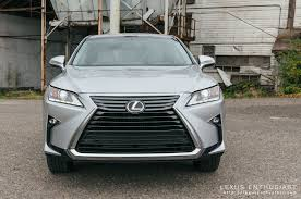 new lexus 2016 driving the all new 2016 lexus rx lexus enthusiast