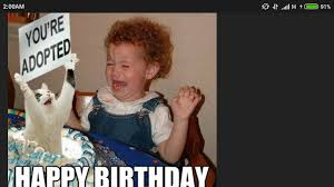 Borthday Meme - happy birthday meme android apps on google play