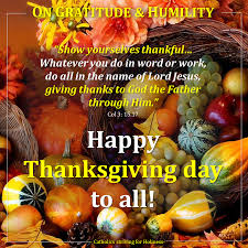 novena of thanksgiving on gratitude and humility be always thankful to god and to the
