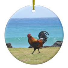 rooster ornaments keepsake ornaments zazzle