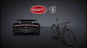 bugatti bike bugatti x pg the luxury crafted carbon fiber bicycle youtube
