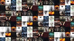 Avenged Sevenfold Flag Hollywood Undead Tiled Desktop Wallpaper