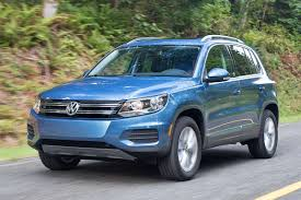 volkswagen suv 3 rows 2018 volkswagen tiguan review 7 things to know the drive