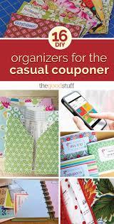 kitchen collection printable coupons 16 diy organizers for the casual couponer thegoodstuff