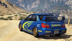 2017 rally subaru subaru impreza wrx sti 2004 world rally team livery gta5 mods com