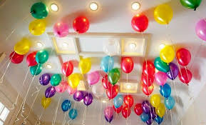 balloon arrangements for birthday balloon decoration for birthday party at home decorating of party