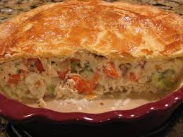 Pot Pie Variations by Friends Food Family Dinner