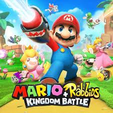 mario rabbids kingdom battle nintendo switch games nintendo