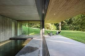 pool houses archives slim frame sliding glass doors minimal