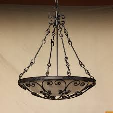 wrought iron ceiling lights lights of tuscany 2405 6 mediterranean spanish style wrought iron
