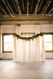 Wedding Backdrop Book Beautiful And Easy Diy Wedding Backdrops Confetti Ie