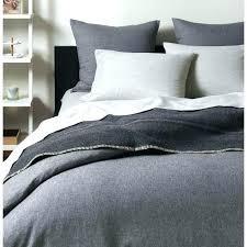 dark grey duvet cover queen nova covers ikea mid century bedding