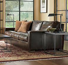 Restoration Hardware Leather Sofas Maxwell Sofa By Restoration Hardware Livingroom Pinterest