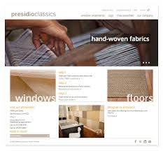 luxury b2b branding and ecommerce website for home textile company