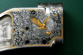 gold inlay engraving gun engraving the and craftsmanship of gold inlays