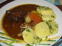cuisiner un coq au four coq au vin au four cuisine du monde