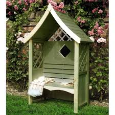 garden arbors with seats home outdoor decoration