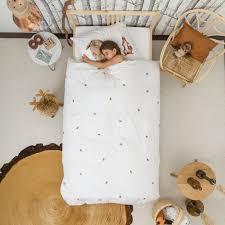 bed linen set furry friends