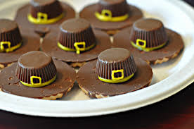 pinterest thanksgiving cookies candy pilgrim hats images reverse search